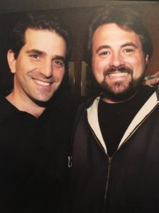 Gardner and Kevin Smith