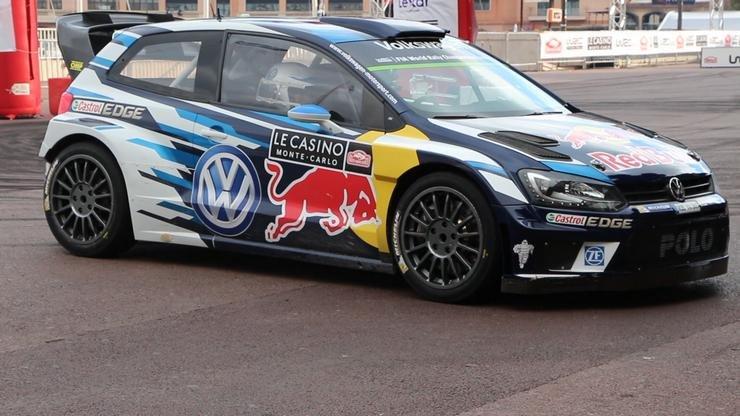 Monte Carlo- Race Trailer